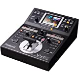 Roland V-4EX | Digital Video Mixing Device for Quality Video Performance and Web Streaming : 4-Channel