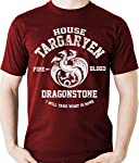 Camiseta Game of Thrones - House Targaryen M2