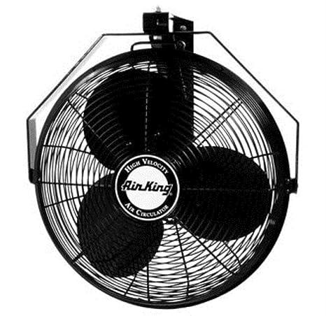 Amazon Com Air King 9518 18 Inch Industrial Grade Wall Mount Fan 1