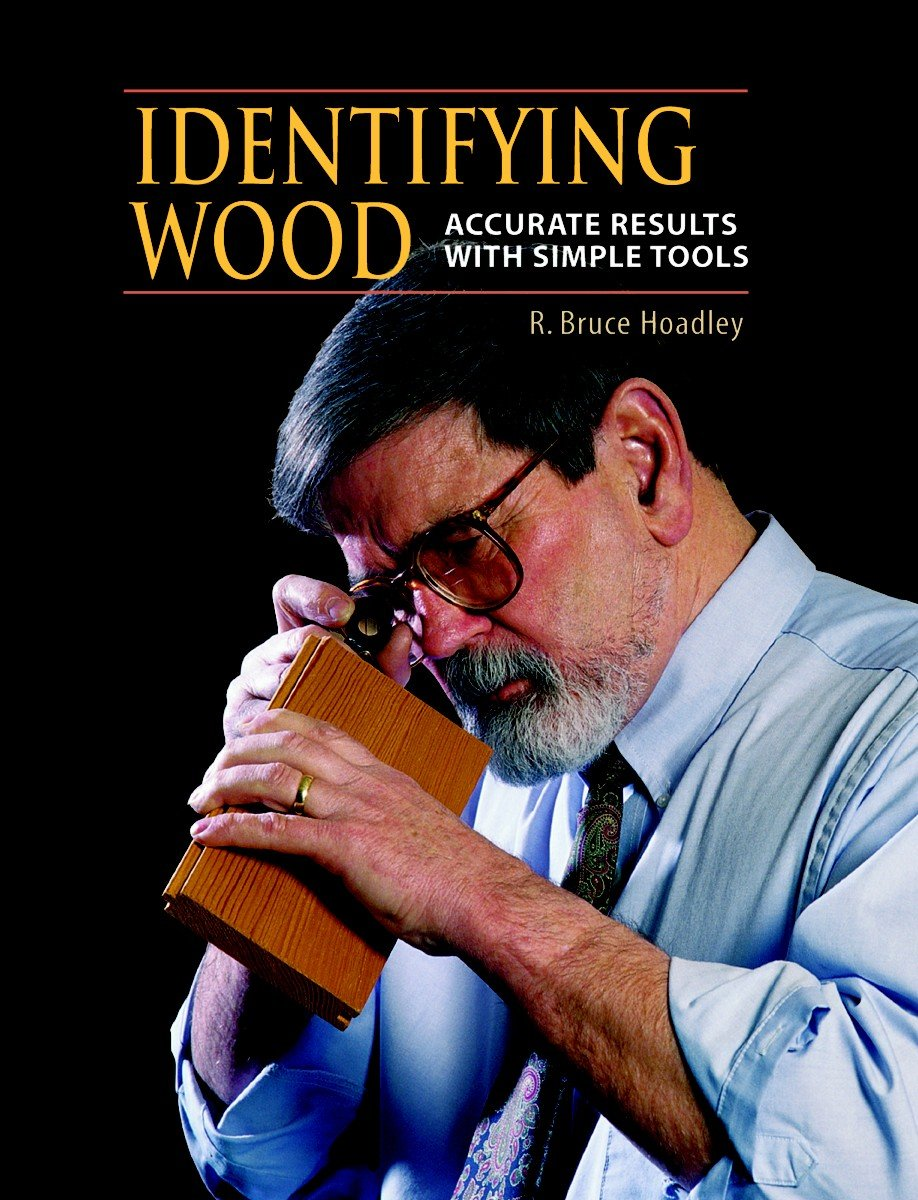 Accurate Results with Simple Tools Identifying Wood