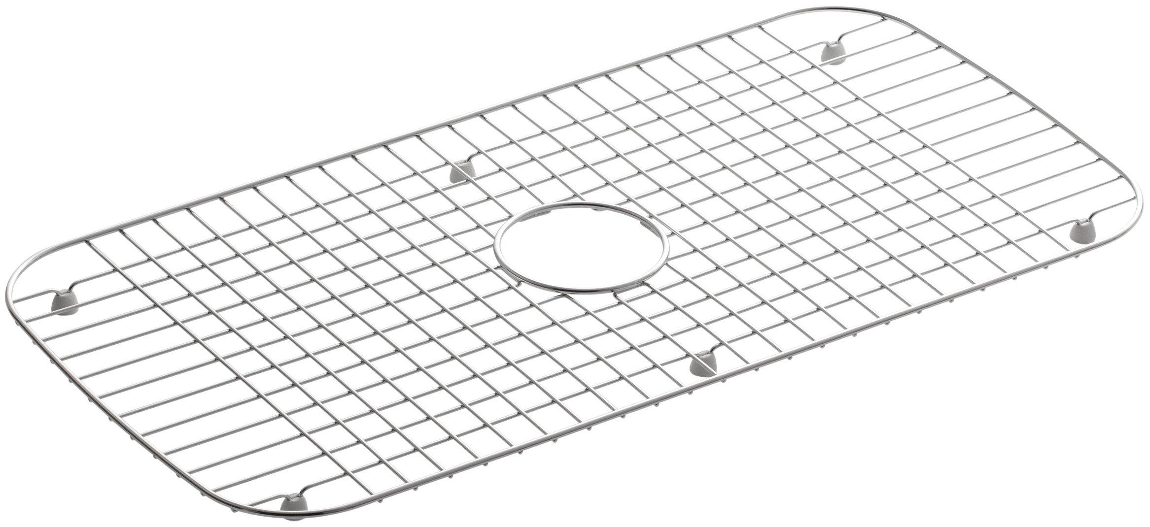 KOHLER K-3133-ST Undertone Verse Sink Rack, Stainless Steel by Kohler