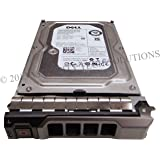 "Dell 1KWKJ 500GB 3.0Gbps 7.2K 3.5"" Enterprise Class 64MB Cache SATA Hard Drive in R & T Series Tray"