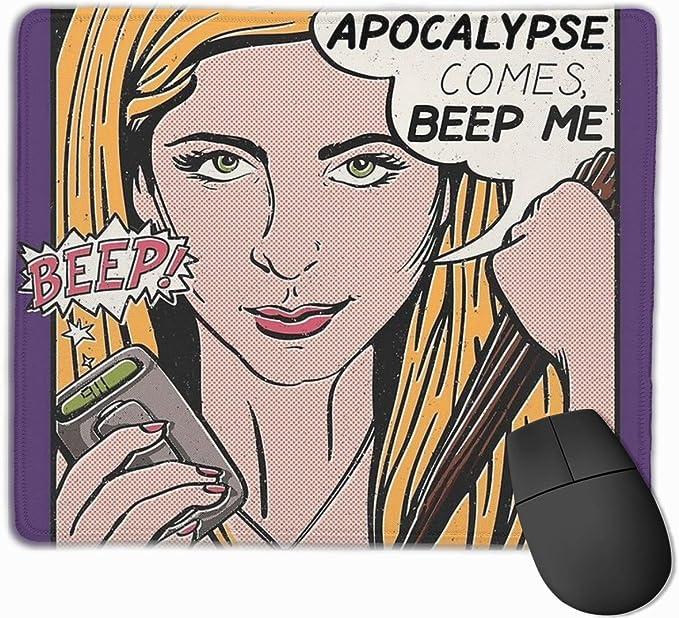 Pop Art Slayer Alfombrilla de ratón para Videojuegos, tamaño ...