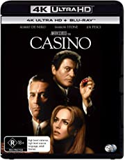 Casino [2 Disc] (4K Ultra HD + Blu-ray)