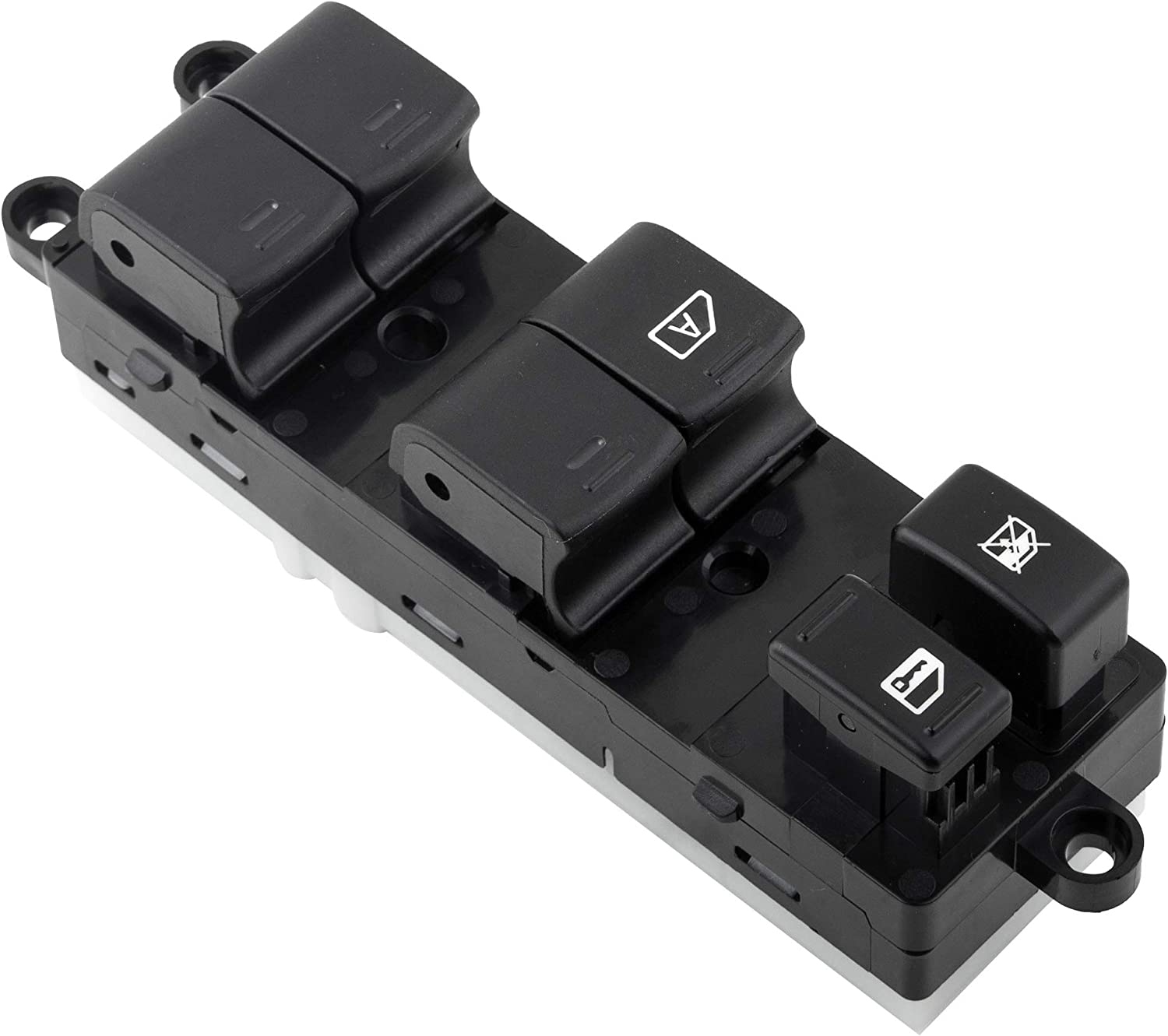 BOXI Front Left Driver Side Power Window Master Control Switch fits for 2005 2006 2007 Nissan Pathfinder Replaces 25401-ZP40B,25401-9W100
