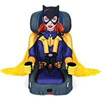KidsEmbrace 2-in-1 Harness Booster Car Seat, DC Comics Batgirl
