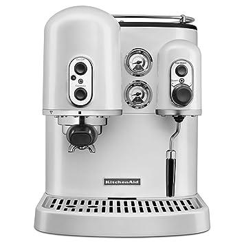 Amazon.com: KitchenAid KES2102FP Pro Line Series Espresso Maker with ...