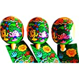 Chupa Chups Lollipops, Sticky Monstrous (Pack of 3)