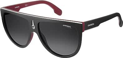 Carrera FLAGTOP CARFLAGTOPBLX Aviator SunglassesBKRTCRYRD60 mm