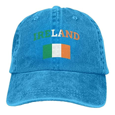 Bgejkos Hombres Mujeres Vintage Irlanda Irlanda Vintage Jeans ...