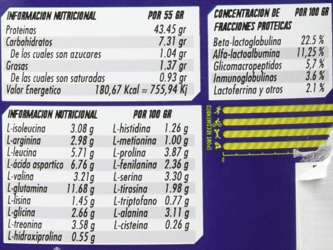 Revtech Triple Whey Proteína de Suero de Leche, Sabor a Fresa - 998 gr: Amazon.es: Salud y cuidado personal