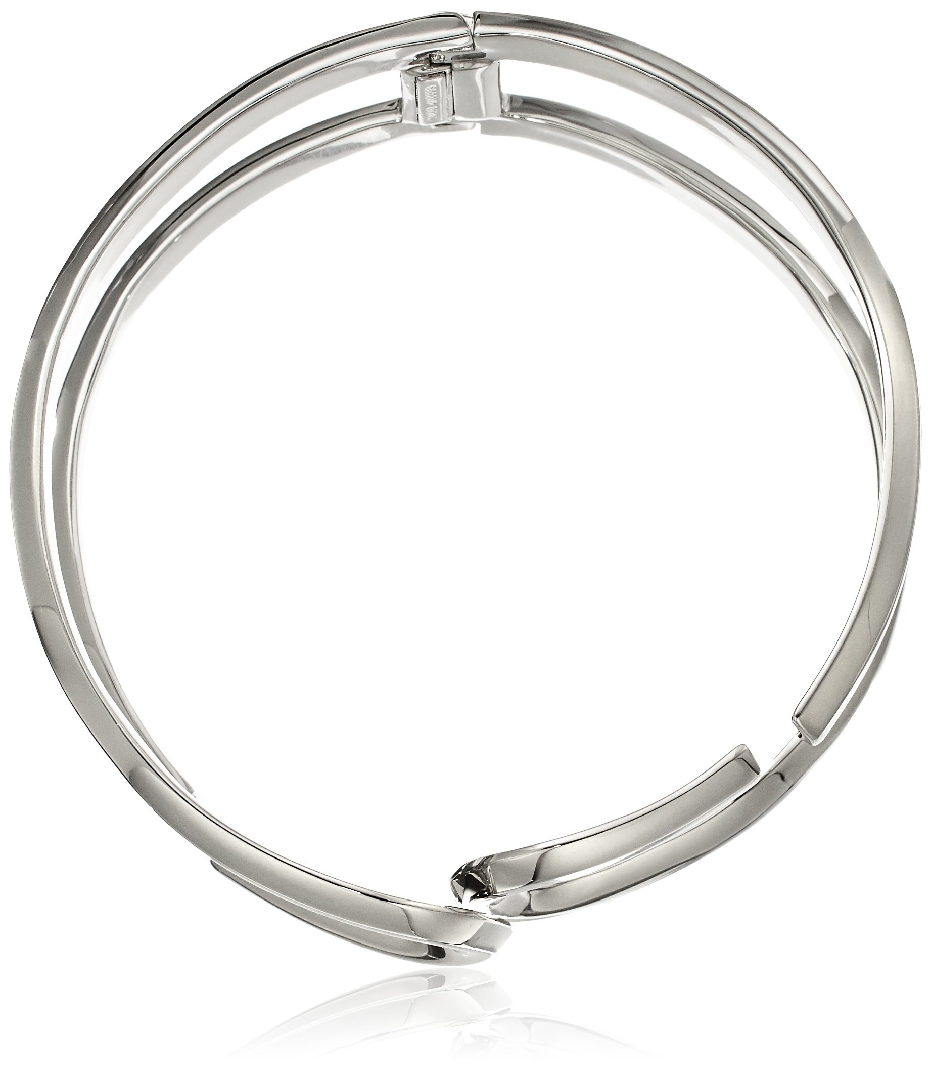 Marc Jacobs ''Fall 2016'' Icon Silver Choker Necklace