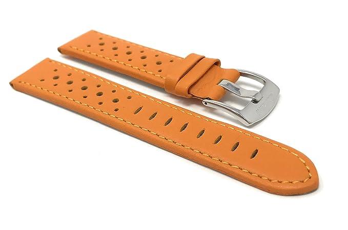 Bracelet Montre 20 UniverselleCuirVentilé De Intelligente Mm Racer – 22 zMqUGVSp