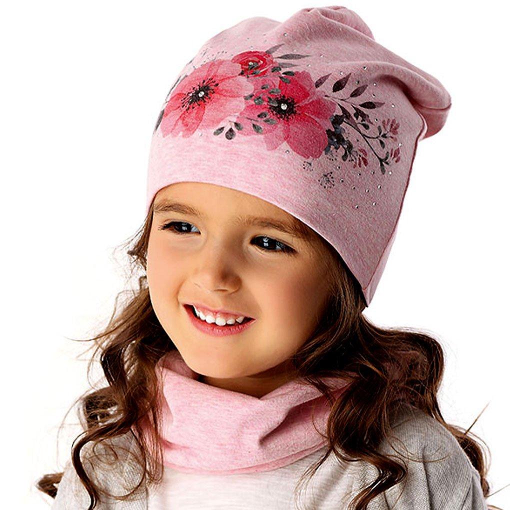 Baby Mädchen Strickmütze Taufe Festlich Freizeit Mütze Frühling Marika Neu  Weiß