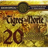 Herencia Musical - 20 Corridos
