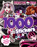Monster High: Activity Book with 1000 Stickers