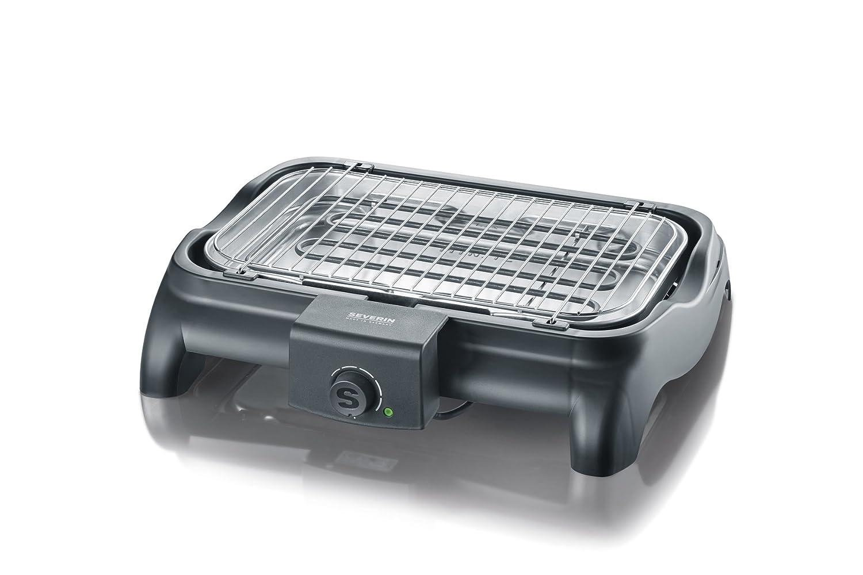 Severin Elektrogrill Pg 2790 : Severin pg barbecue grill w tischgrill grillfläche