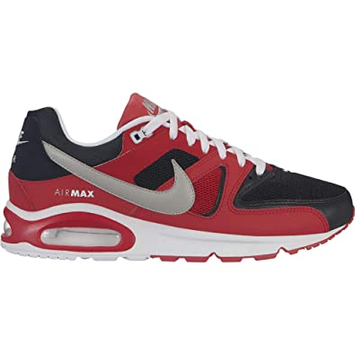 6d86bfd53b Amazon.com | Nike Men's Air Max Command Shoe Red | Fashion Sneakers