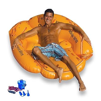 Amazon.com: Swimline gigante hinchable 62 inch Guante de ...