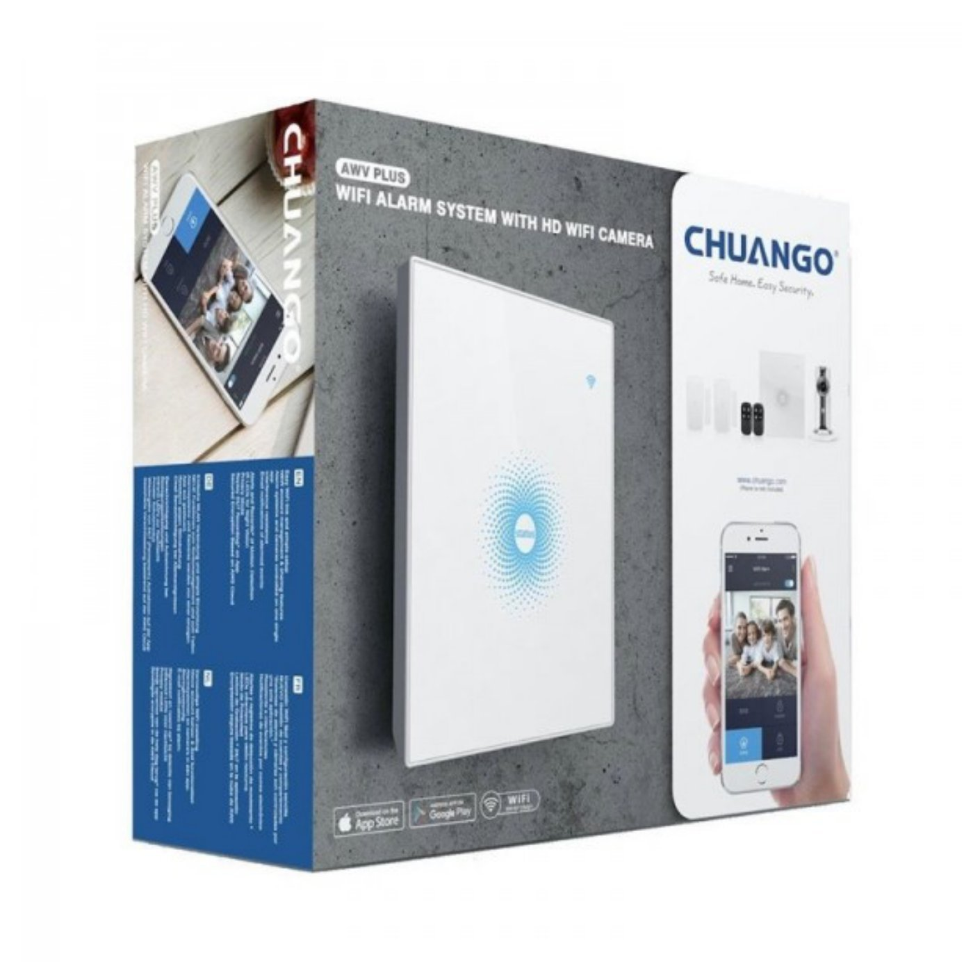 Sistema de Alarma y Smart Home WiFi: Amazon.es: Electrónica