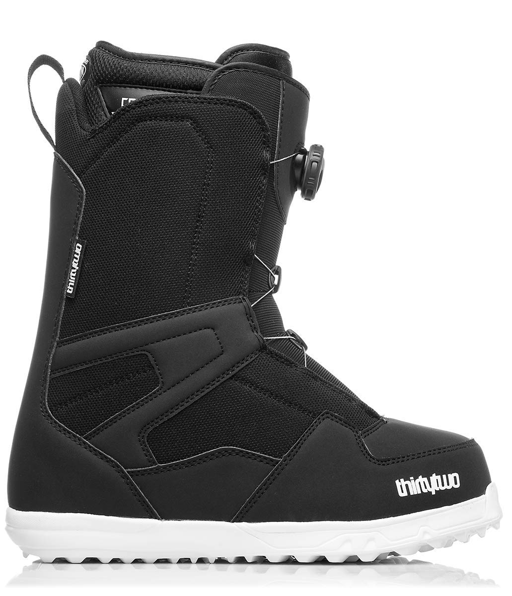 thirtytwo Shifty Boa '18 Snowboard Boots, Black, 14 ThirtyTwo Snowboard Boots 8105000323