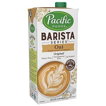 Pacific Foods Barista Series Oat Milk
