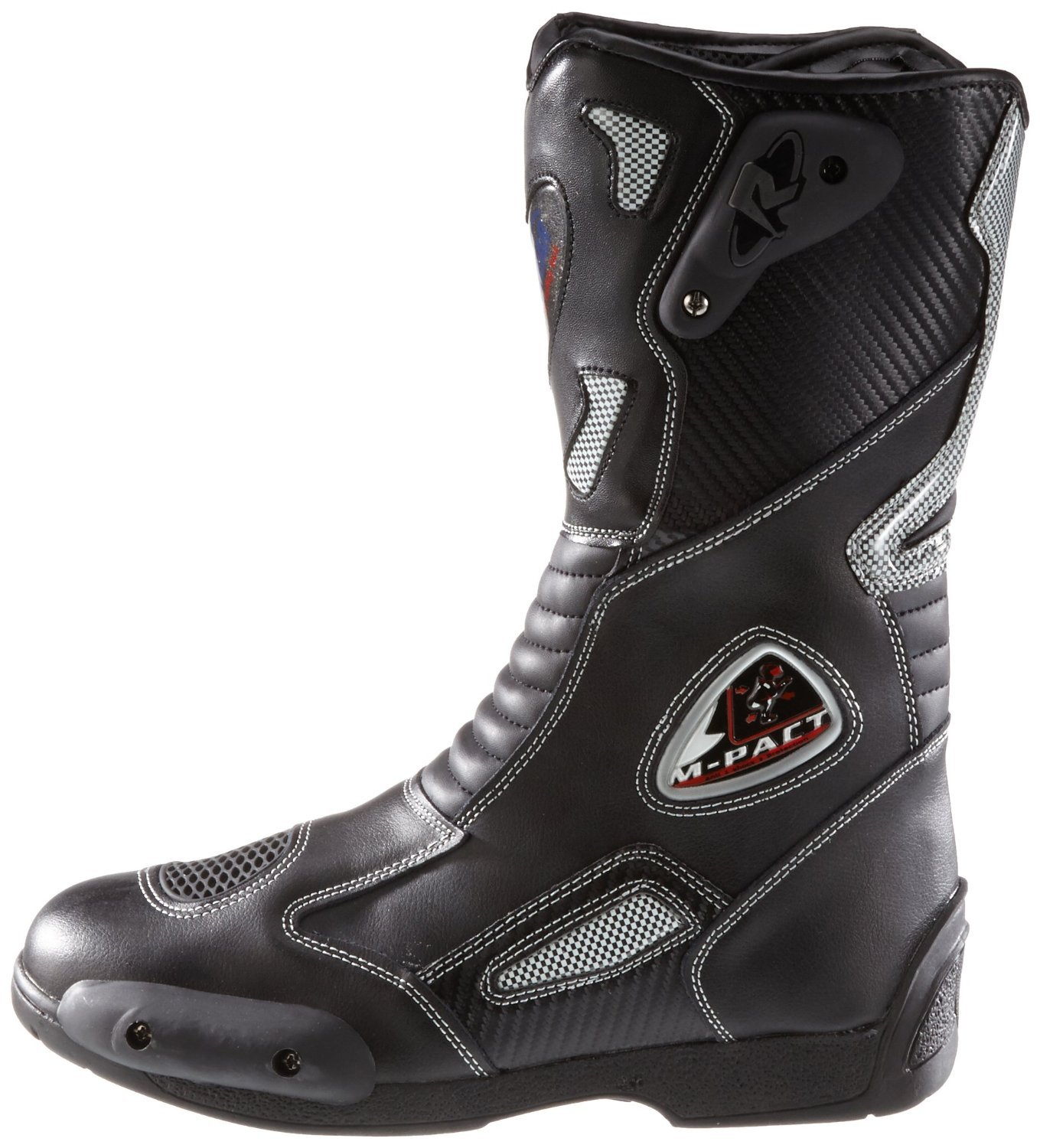 Protectwear Motorcycle boots Sport 03203 Size 45: Amazon.co.uk: Car &  Motorbike