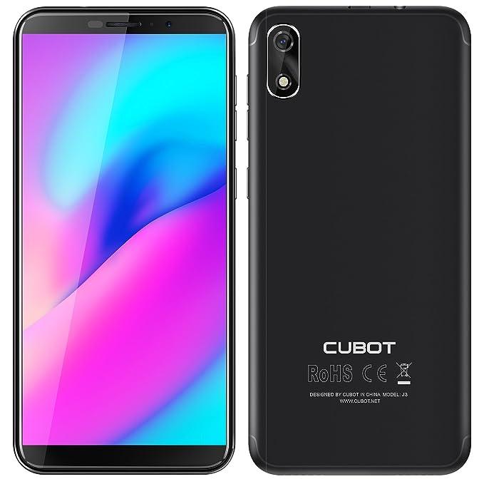 CUBOT Nuevo Smartphone (J3 Negro): Amazon.es: Electrónica