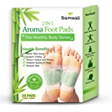 Samsali Foot Pads, Upgraded 2 in 1 Nature Foot Pads, Rapid Foot Care and Pain Relief, Higher Efficiency Than Foot Sleeve and