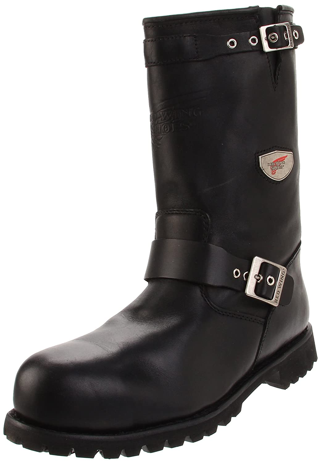 """Irish Setter By Red Wing Mens 89001 12/"""" Rubber Boot Black"""