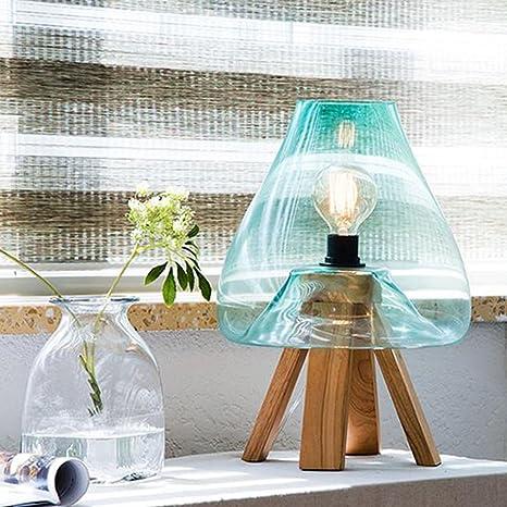 lámpara de escritorio Dormitorio de la lámpara de mesa Ideas de la ...