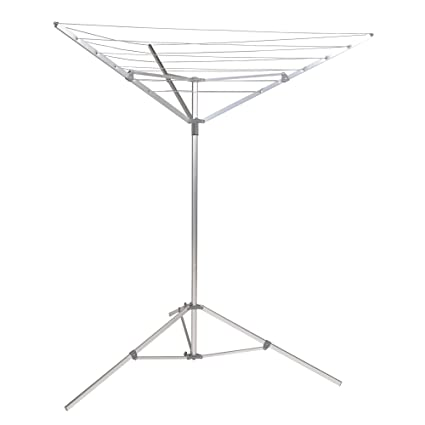 Merveilleux Household Essentials P1900 Portable Umbrella Clothesline Dryer   Hang Wet  Or Dry Laundry