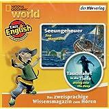 Seeungeheuer - Tauchfahrt in die Tiefe / Easy English - Das zweisprachige Wissensmagazin zum Hören