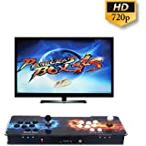 Wisamic Game Joystick Spielkonsole Pandora's Box 4S HD 800 in 1 Home Arcade Konsole