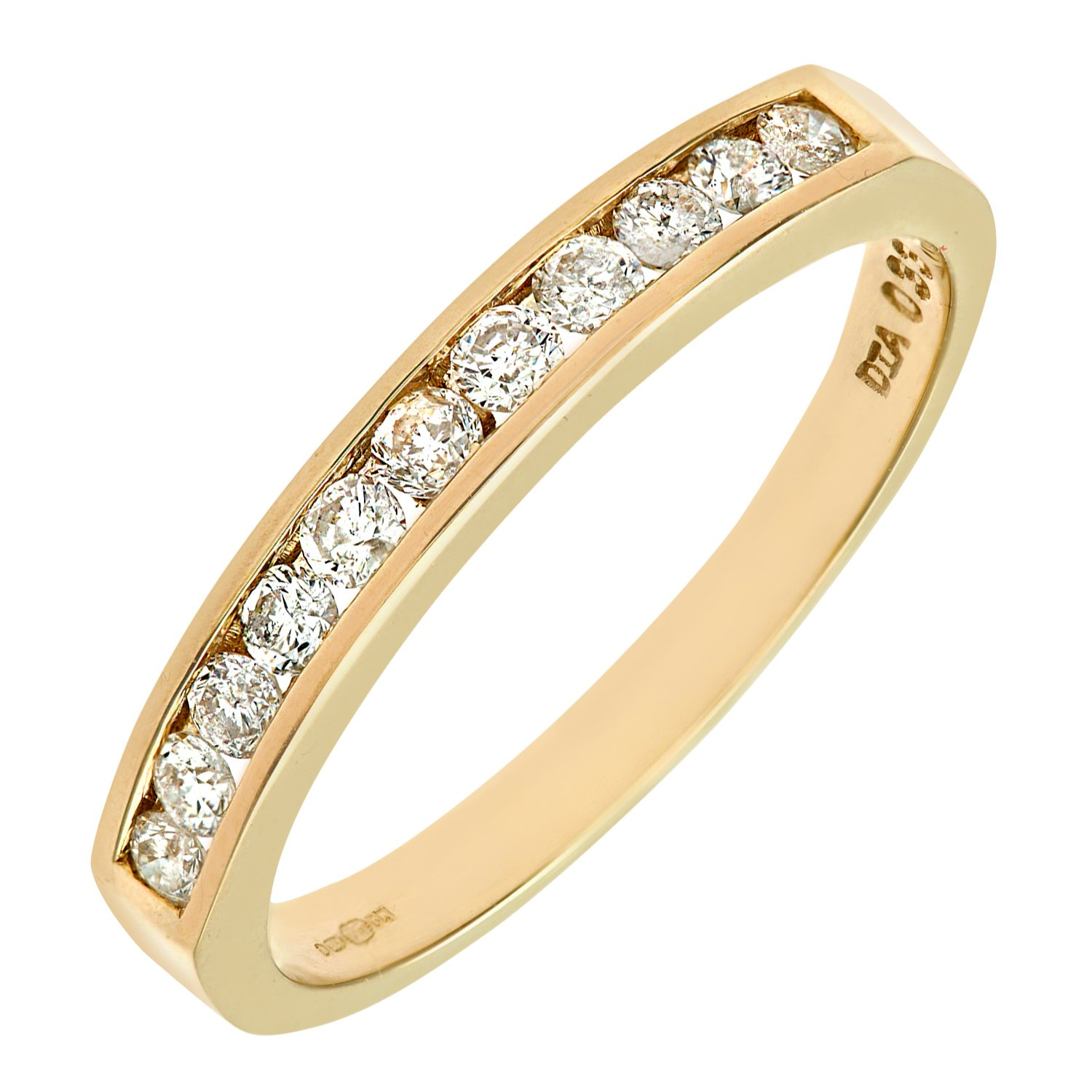 grace ring elegant beautiful personalised wedding band triple rings rolling gold russian of tri