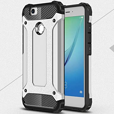Huawei P9Lite Case, Super Cool Shield UltraSlim Premium Dual Layer ...