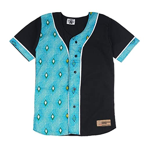 new arrival 8d095 86efc Amazon.com: Men's Baseball Jersey | Tamu (Sweet) | Ethical ...