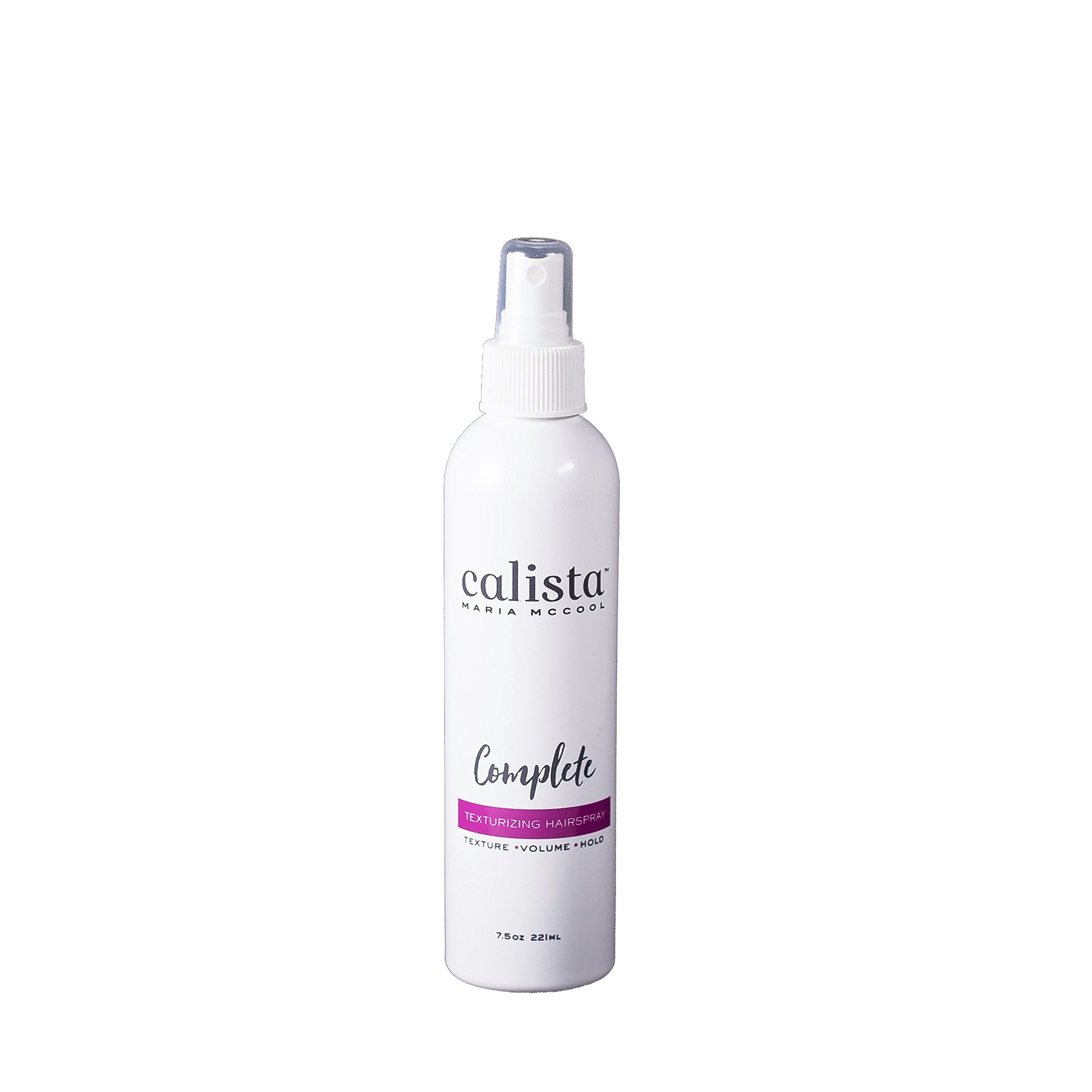 Calista Tools Complete Hair Spray, Setting and Texture Spray, Dry Hair Styling, For All Hair Types, 7.5 oz.