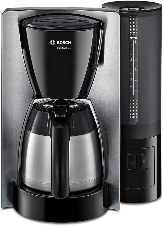 Bosch Comfort Line TKA6A683 - Cafetera de filtro / goteo, 1200 W ...