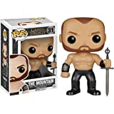 Funko - Figurina Game Of Thrones - The Mountain Pop 10Cm - 0849803050726