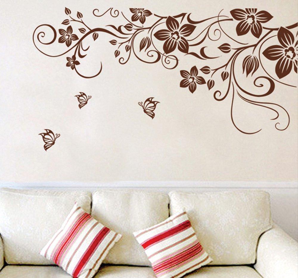 Awesome Adesivi Murali Camera Da Letto Pictures - Amazing Design ...