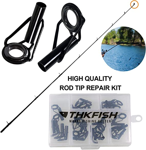 Vintage Rod Tip Top Size 22 5.5 Line Guide Fishing Pole Repair Heavy Duty Salt