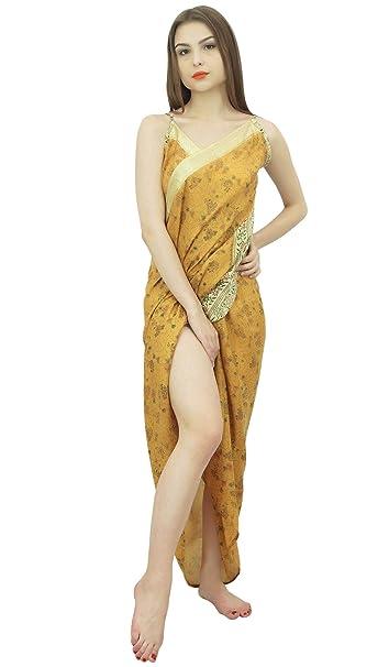 dd48fa0a229 Indianbeautifulart Vintage Printed Beach Cover Up Bikini Wrap Sarong ...