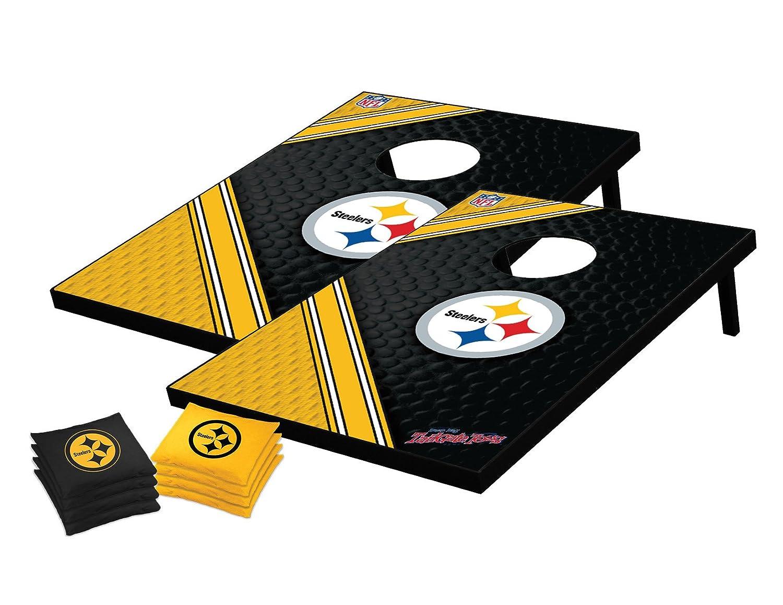 最高の品質の NFLピッツバーグスティーラーズTailgate Toss Toss B00MIO9KBG Bean Bag Game Set、M Game B00MIO9KBG, 小値賀町:687dd701 --- vanhavertotgracht.nl
