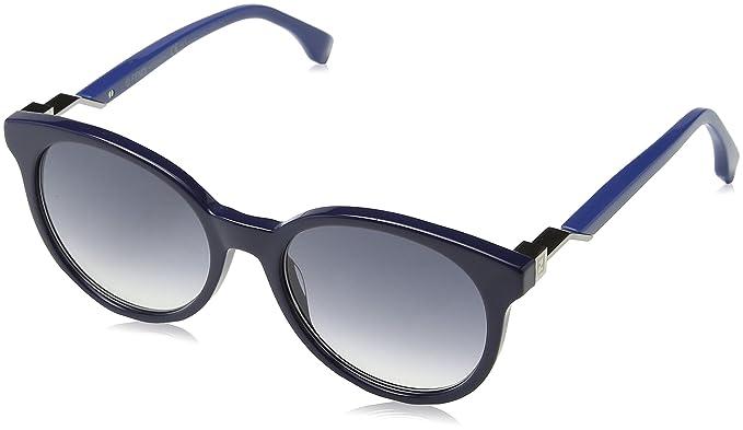 Fendi FF 0231/S 9O PJP, Gafas de sol para Mujer, Azul ...
