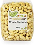 Buy Whole Foods Cashew Nuts Whole 500 g