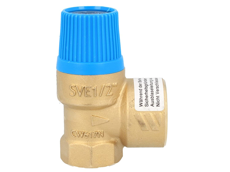 2.5 bar 1//2 Zoll Cornat T593710 Sicherheitsventil