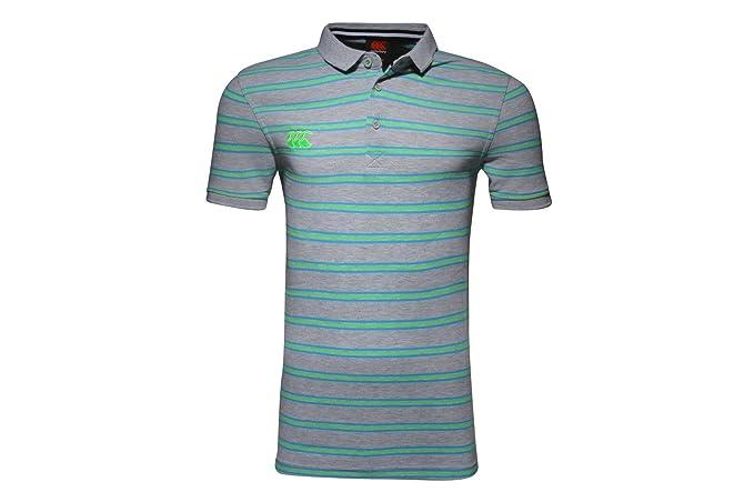 Canterbury CCC Off Field Rayas Camiseta de Rugby para Hombre ...