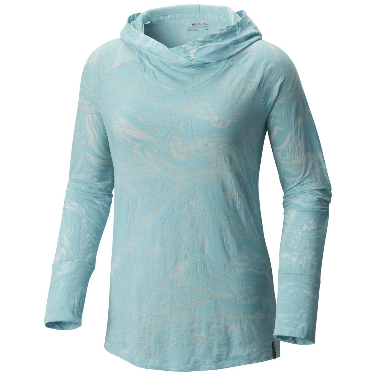Columbia Women's Inner Luminosity II Plus Size Hoodie Columbia (Sporting Goods)