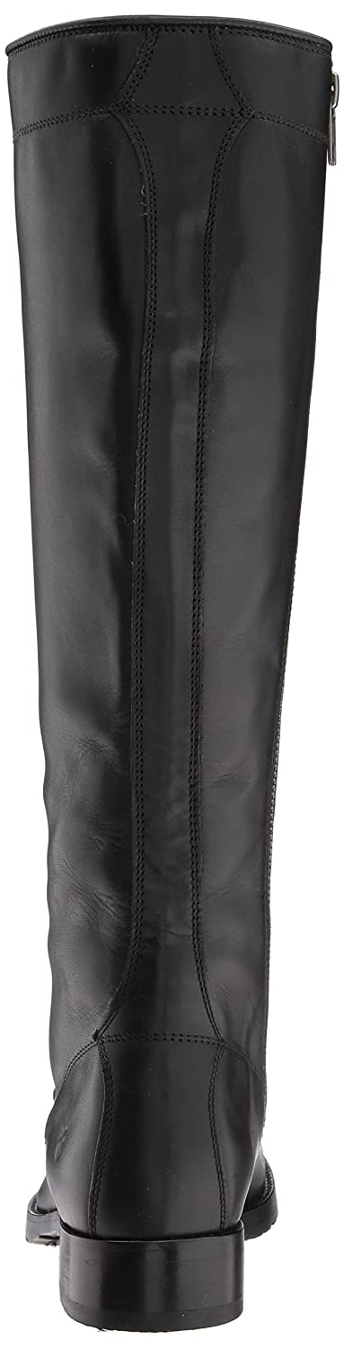 FRYE Women's Melissa Tall Lace Riding Boot B06X3QCZ5Z 7 B(M) US|Black